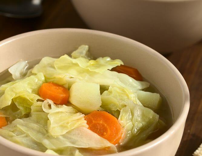 La soupe au chou en gélules pour maigrir