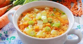 Les bienfaits des soupes amaigrissantes - Le blog Anaca3.com