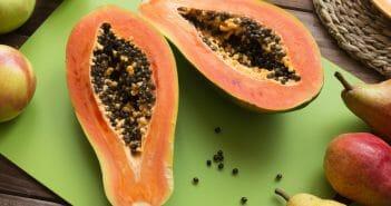 La tisane de papaye pour maigrir