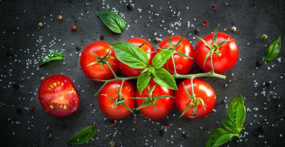 La tomate, idéale pendant un régime