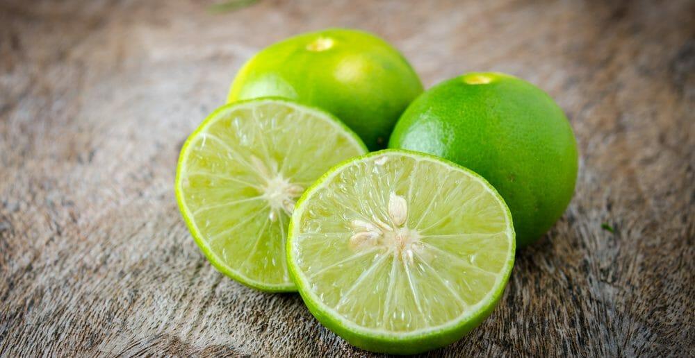 Le citron vert, l'allié ventre plat