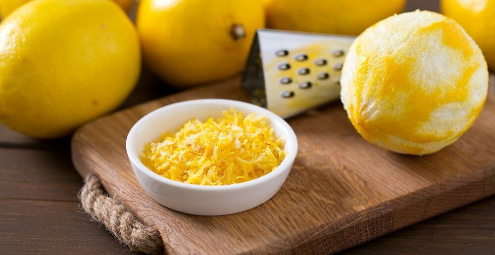 Le zeste de citron est-il un bon allié pour maigrir