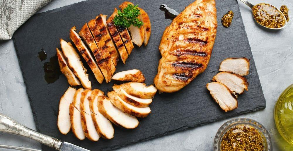 Les bienfaits du poulet pendant un régime minceur