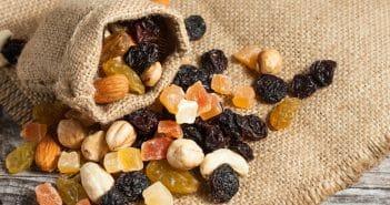 Les fruits secs sont-ils autorisés pendant le régime soupe au chou