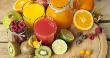 Les jus de fruits coupe-faim, efficaces pour maigrir
