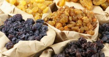 Les raisins secs pour perdre du ventre