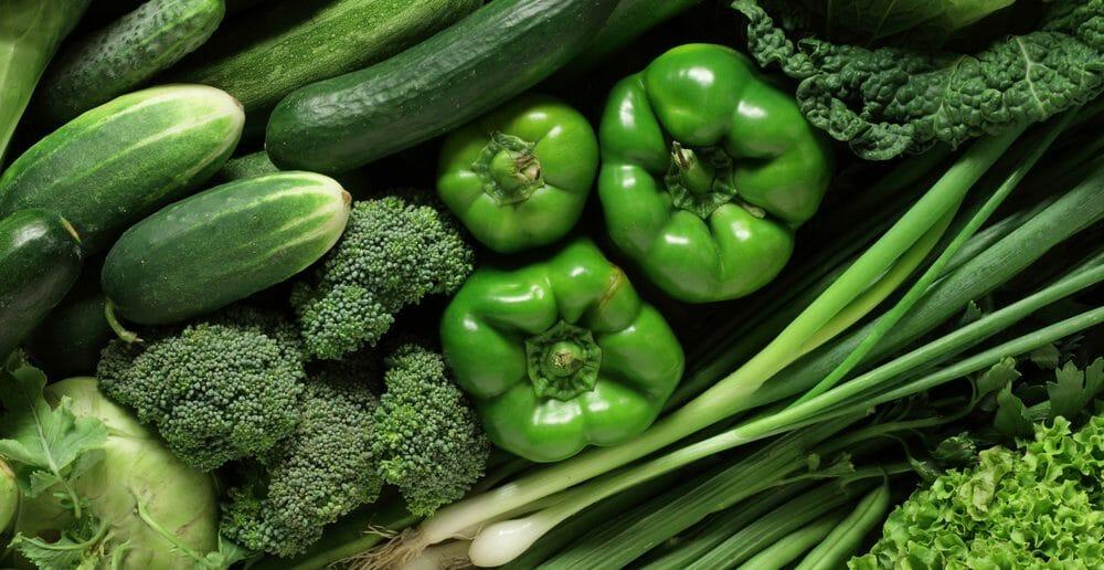 Liste des légumes verts à consommer à volonté pendant un régime