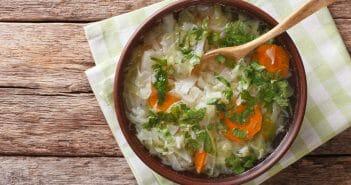 Maigrir avec la soupe de chou blanc