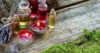 Maigrir du ventre avec les huiles essentielles