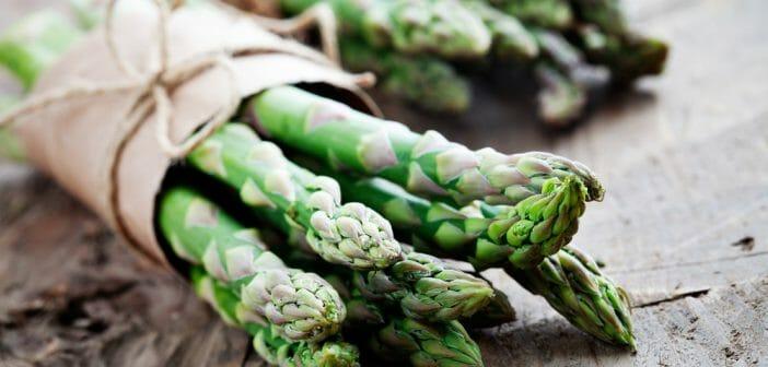 Manger des asperges pour avoir un ventre plat