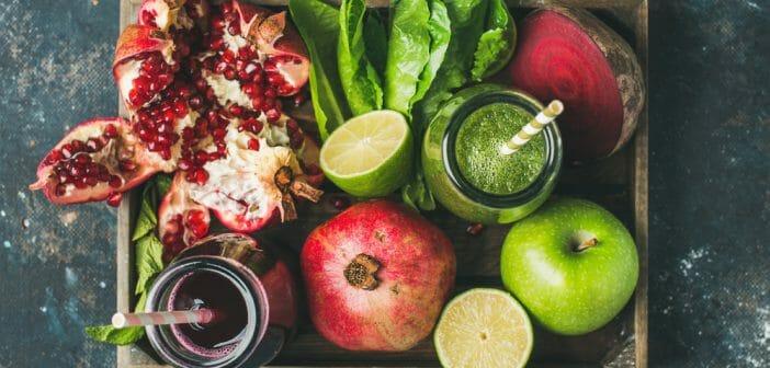Menus pour perdre 1 kilo en 3 jours - Le blog Anaca3.com