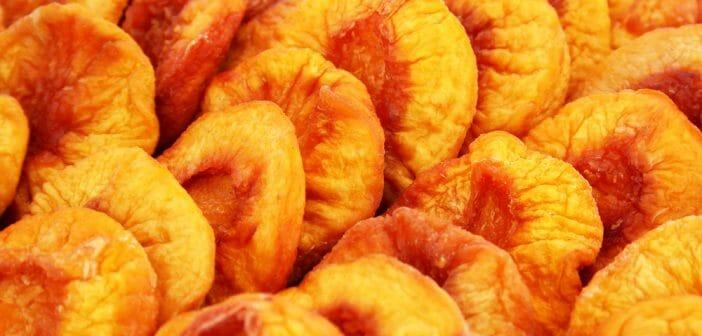 Pêche séchée et calorie : qu'en est-il ? - Le blog Anaca3.com