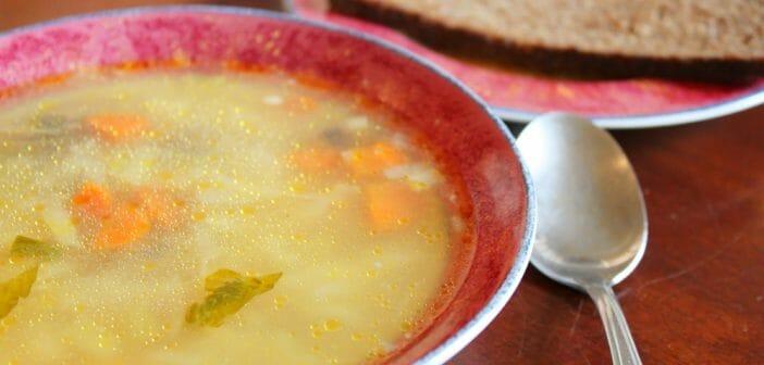 Perdre 10 kg avec la soupe aux choux, possible