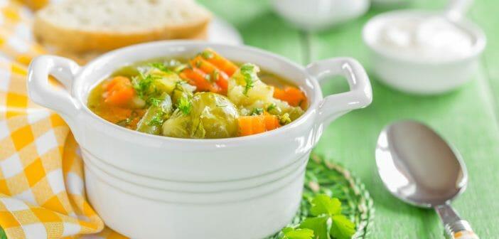 perdre 5 kg en une semaine gr ce la soupe aux choux le blog. Black Bedroom Furniture Sets. Home Design Ideas