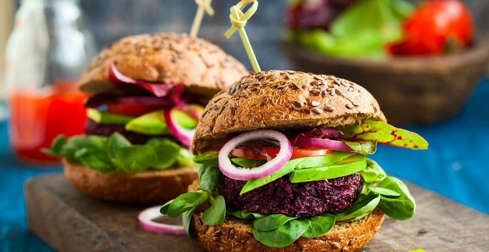 Petits secrets du sandwich minceur végétarien