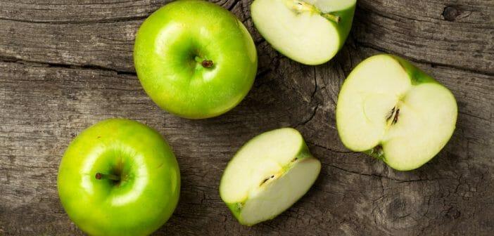 pomme pour maigrir vite