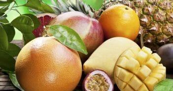 Top 5 des fruits exotiques coupe-faim