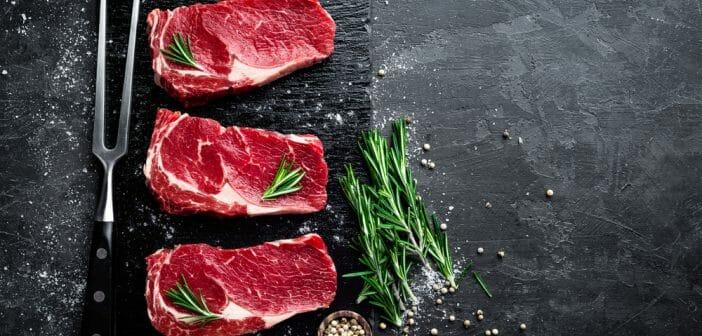 Top 5 des viandes les moins grasses