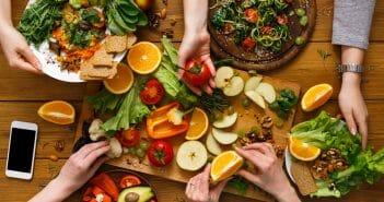 Un régime végétarien pour perdre 5 kilos