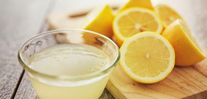 Boire un jus de citron le matin pour maigrir ? - Le blog Anaca3.com