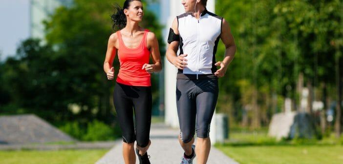 Combien courir pour perdre du poids