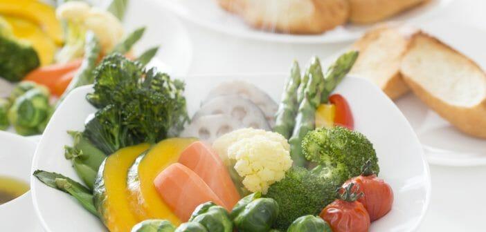 Cuire ses légumes à la vapeur pour maigrir
