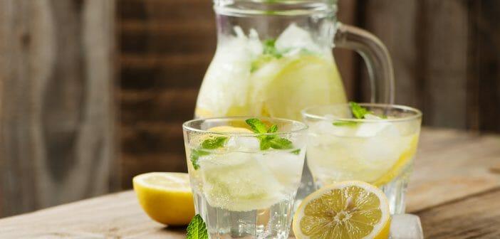 jus de citron fait maigrir