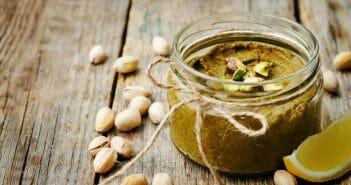 La pâte de pistache fait-elle le plein de calories