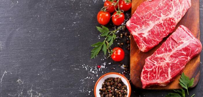 La viande pour perdre du ventre
