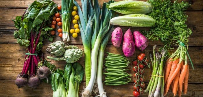 Légumes, crus ou cuits pour maigrir