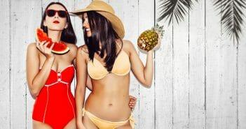Liste des fruits qui font brûler les graisses