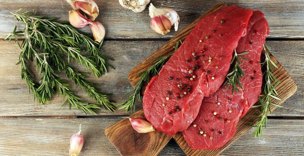Quelle est la viande rouge la moins grasse