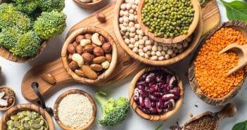 Un régime protéiné vegan, c'est possible