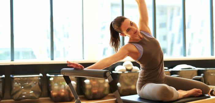 3 exercices de pilates pour débutant