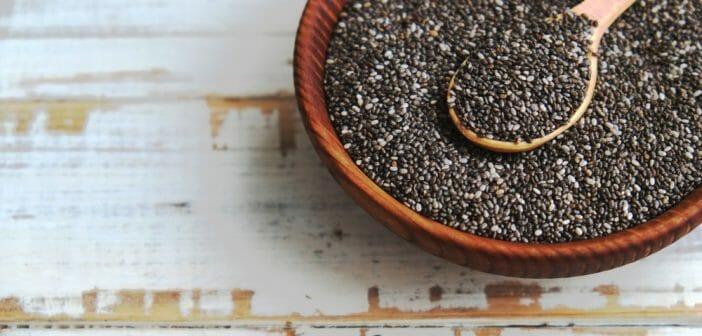 6 bienfaits impressionnants des graines de chia le blog - Graine de chia coupe faim ...