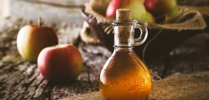 Avec quoi associer le vinaigre de cidre pour maigrir