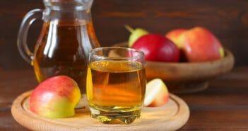 Boire du vinaigre de cidre le matin ˆà jeun pour maigrir