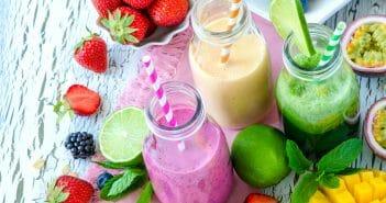 Boire un smoothie au déjeuner pendant un régime : un bon réflexe