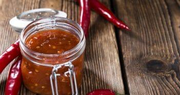 Combien de calories dans la sauce sambal