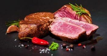 Combien de calories dans le steak dans la hampe ?