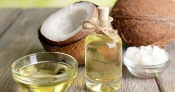 L'huile de coco pour maigrir du ventre