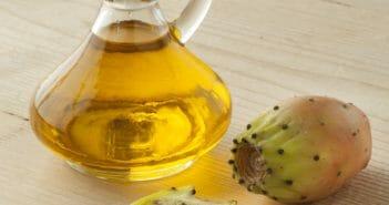 L'huile de figue de barbarie pour lutter contre les vergetures