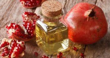 L'huile de grenade : des vertus contre les vergetures