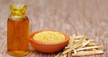 L'huile de moutarde : des vertus minceur