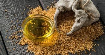 L'huile de moutarde pour lutter contre la cellulite