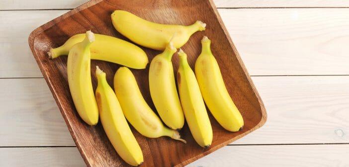 la banane fr cinette calories et profil nutritionnel le blog. Black Bedroom Furniture Sets. Home Design Ideas