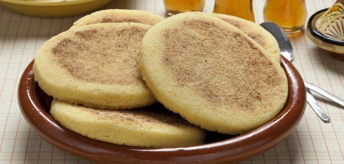 La galette de semoule fait-elle grossir ? - Le blog Anaca3.com