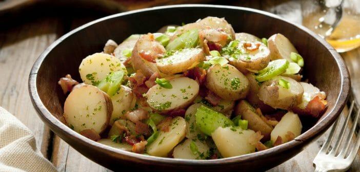 La salade de pommes de terre : trop de calories ? - Le..