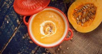 La soupe de butternut a-t-elle sa place dans un régime