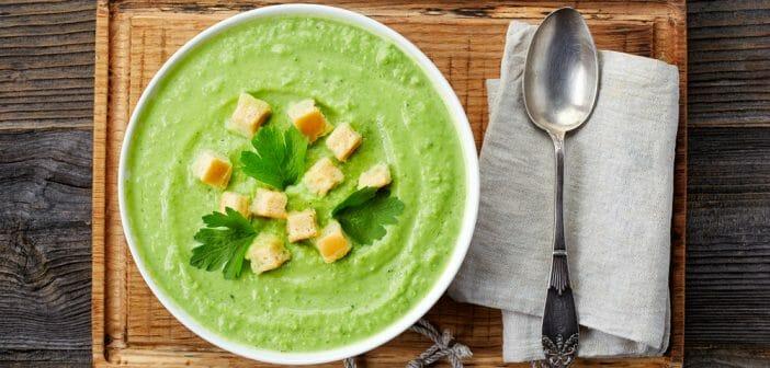 La soupe verte pour maigrir ? - Le blog Anaca3.com